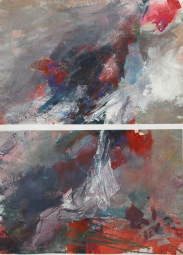 Diptychon-2017-Acryl-auf-Papier-86x64cm