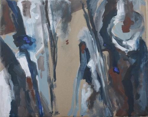 Kleine-leuchtende-Stellen-2017-Acryl-auf-Pappe-51x62