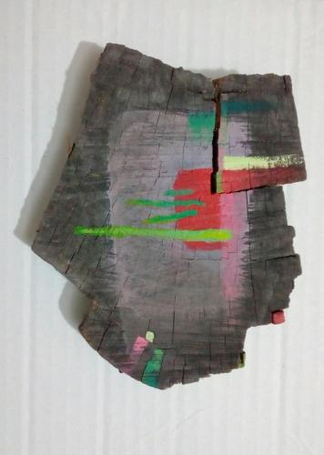 buntes-Land-2016-Acryl-auf-Holz-13x10x3cm