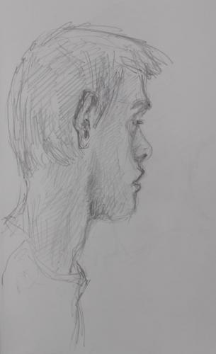 Klinikum-1-2015-Bleistift-15x10cm