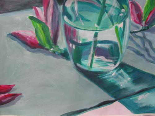 Fruehling-1-2013-Acryl-auf-Papier-50x70cm